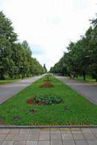 Луцьк. Центральний парк культури і відпочинку імені Лесі Українки.