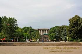 Луцьк. Волинський Національний університет імені Лесі Українки.