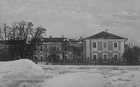 Луцьк. Монастир шариток