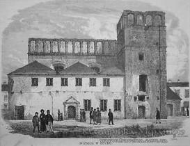 Луцьк. Синагога, 1872 р.