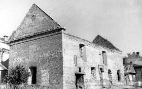 Луцьк. Руїни вірменської церкви,19-20 ст.