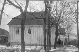 Луцьк. Караїмська кенаса, 1930-і рр.
