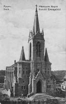 Луцьк. Лютеранська кірха, до 1914 р.