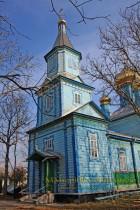 Вишнівець. Свято-Троїцька церква