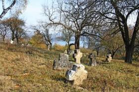Вишнівець. Козацький цвинтар