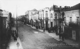 Луцьк. Вулиця Ягеллонська, 20-ті рр. 20 ст.