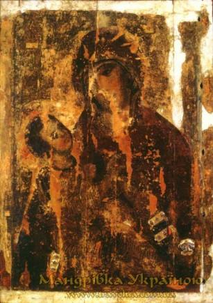 Чудотворна ікона Холмської Божої Матері
