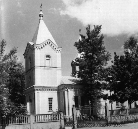 Луцьк. Свято-Феодосіївська церква,1930-і рр.