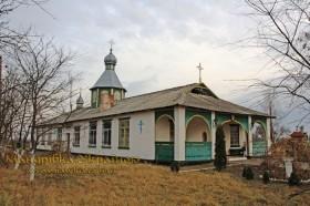 Копилів. Церква св. Петра та Павла