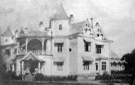 Копилів. Будинок відновлений після пожежі