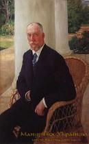 Микола Карлович фон Мекк (портрет роботи Б. Кустодієва)