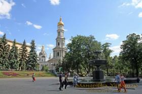 Харків, Покровський терасний сквер