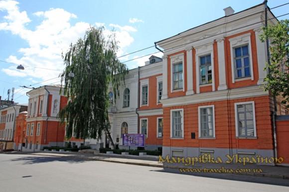 Харків, будинок губернатора
