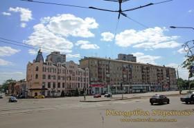 Харків. Селянський дім земства