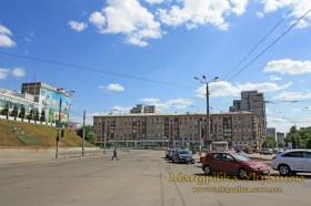 Харків. Сергіївська площа