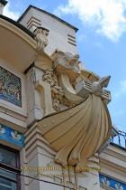 Харків. Будівля Волзько-Камського банку