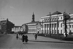 Харків. Будинок піонерів. 1942 р.