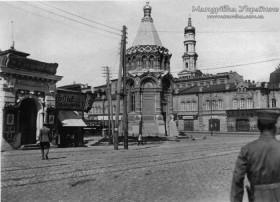Харків. Каплиця Олександра Невського, 1910-і рр.