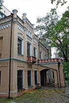 Київ. вул. Воровського № 27. Особняк барона Штейнгеля