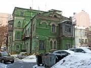 Будівля ремісничого училища. Київ, вул. Воровського № 34
