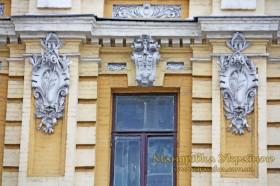Прибутковий будинок Карла Івановича Бульона. Київ, вул. Воровського, № 51