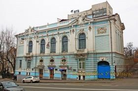 Будівля Народної аудиторії, вул. Воровського № 26