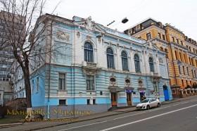 Будівля Народної аудиторії, вул. вул. Бульварно-Кудрявська № 26