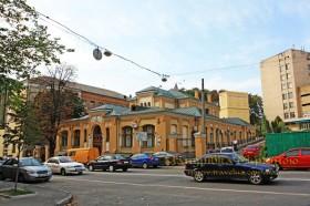 Будівля амбулаторної дитячої поліклініки, вул. Воровського №20