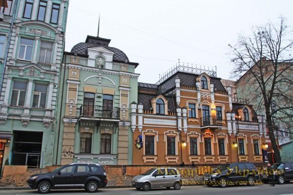 Cадиба Сербулових, вул. Воровського № 3