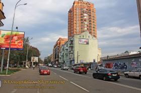 Сінний ринок. Київ, вул. Воровського №17