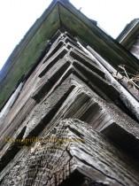 Малі Прицьки, дерев'яна церква Пресвятої Богородиці